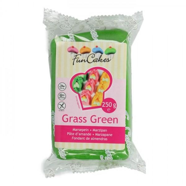 Grass Green Marzipan ähnliche Zuckermasse