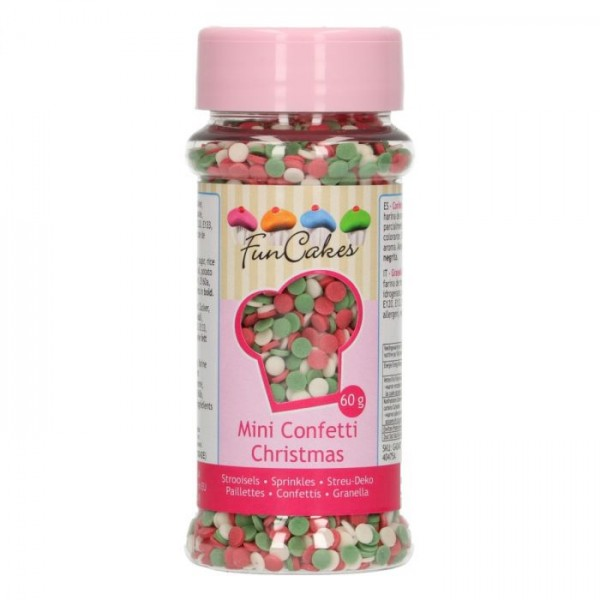 Confetti Mini Weihnachten 60g