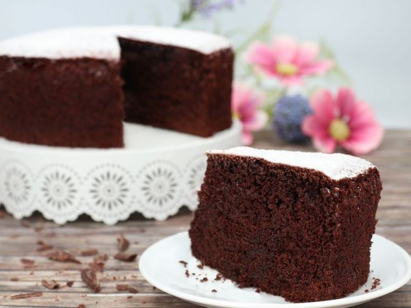 Fluffy Schoko Cake 425g