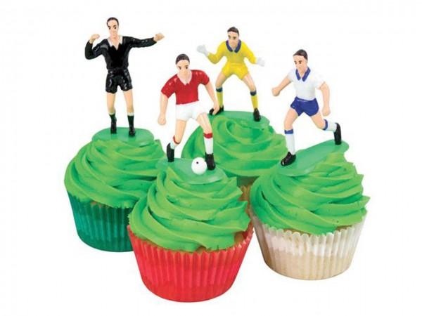Fußball Dekoration 9er Set