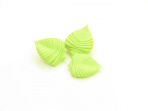 Zuckerdekor Blätter 10 Stk 23mm