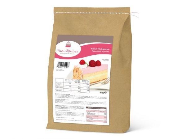 Biscuit Mix 5 kg Eimer