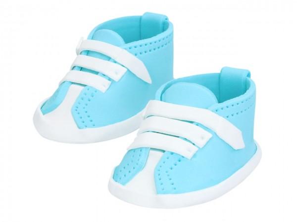 Zuckerdeko Baby Schuhe