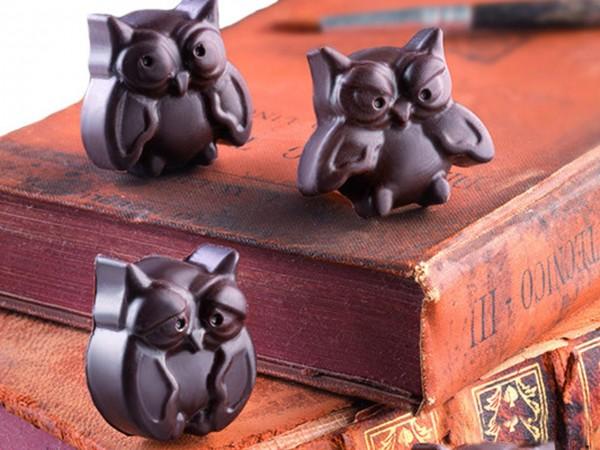 Schokoladenform Choco Gufi Silikonform
