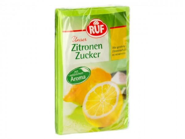 Zitronen Zucker 3er Pack 3x10g