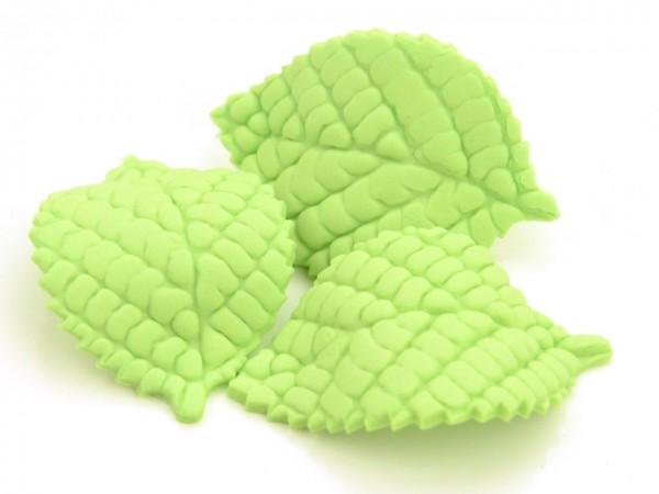 Zuckerdekor Blätter 10 Stk 45mm