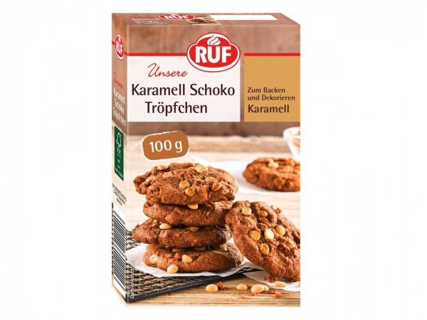 Karamell Tröpfchen 100g