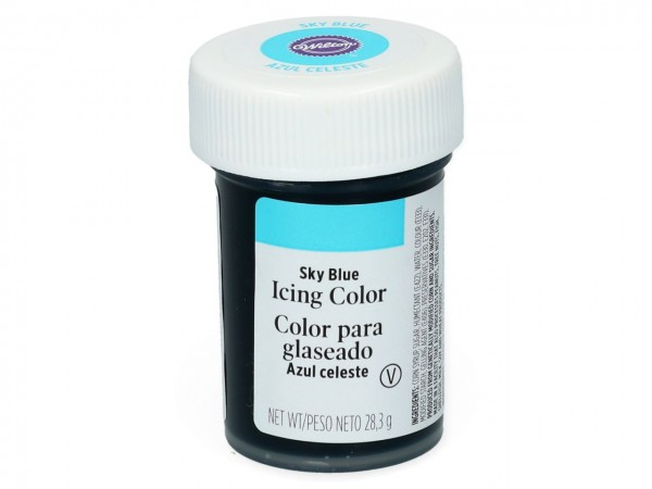 Wilton Icing Lebensmittelfarbe Sky Blue
