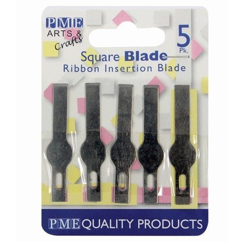PME 5 Ersatzklingen Flach für Messer
