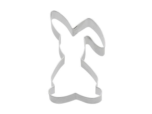 Tassenkeks-Hase Ausstecher 6,5cm