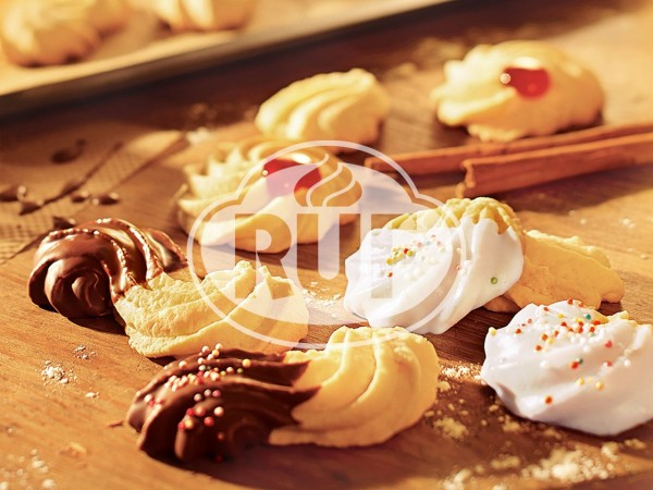 Butter Spritzgebäck 500g