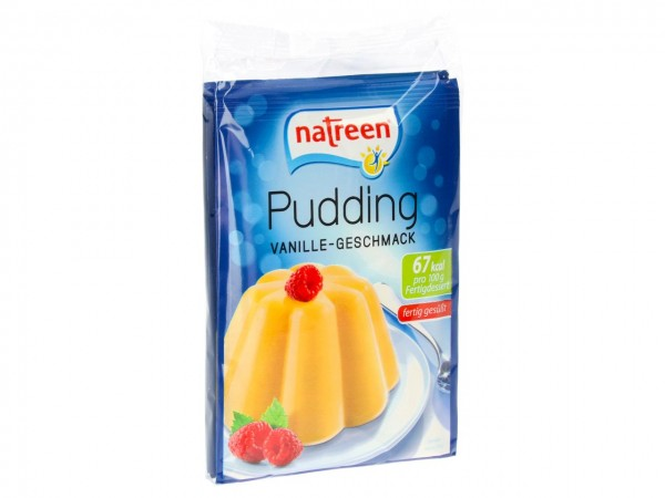 Pudding Vanille 3er Pack 3x35g
