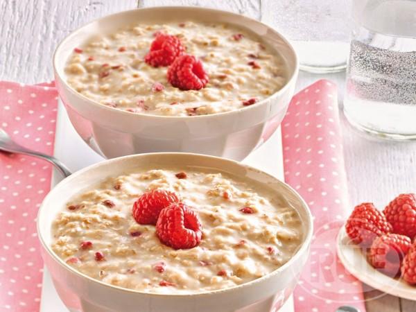 Porridge Himbeer-White Choc 65g