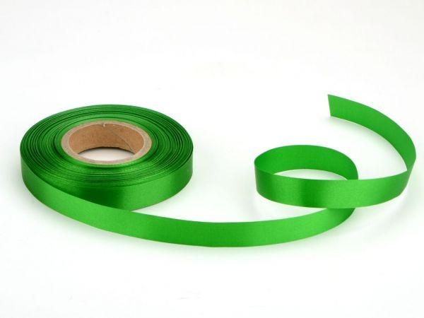Satinband grün