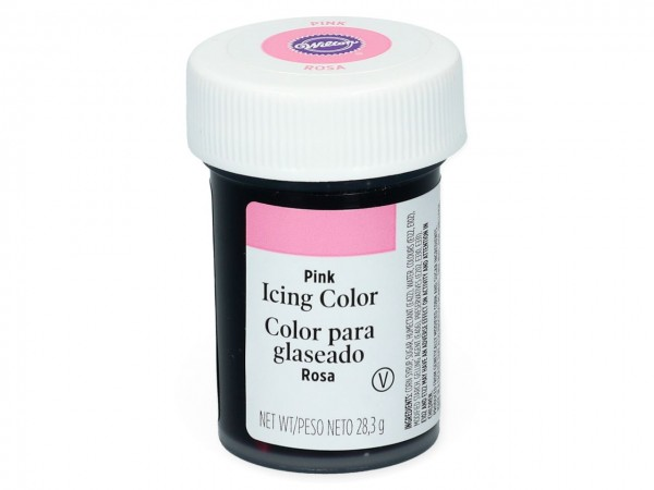 Wilton Icing Lebensmittelfarbe Pink