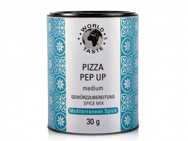 Pizza Pep Up 30g