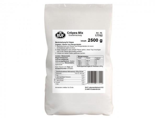 Crêpes-Mix Grundmischung 2,5 kg
