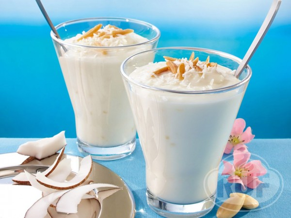 Verwöhn Dessert Kokos Mandel 75g