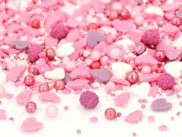 """Sprinkles """"Baby pink"""" 1 kg"""