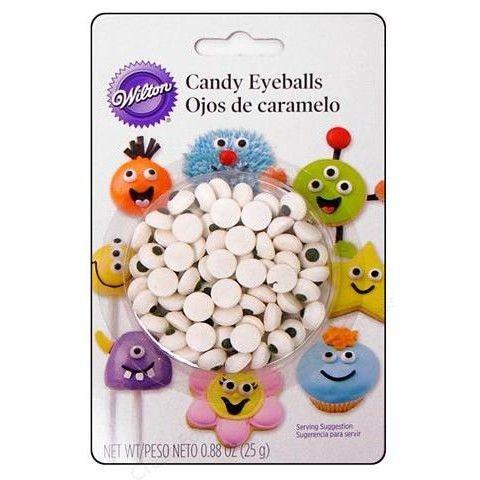 Wilton Candy Eyeballs 56Stk