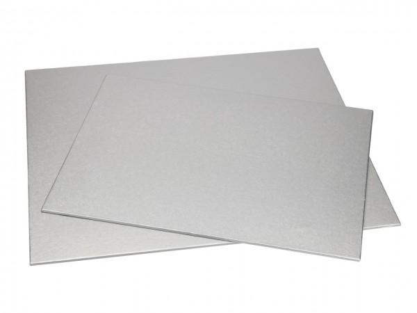 Kuchenplatte 4mm Rechteckig 46x40 cm