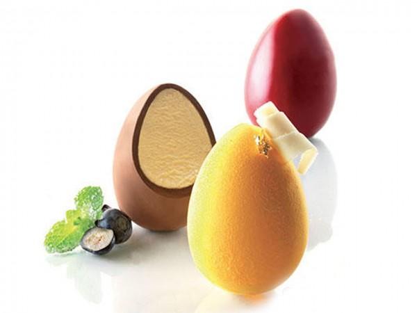 3D Egg Silikonform
