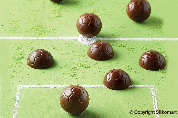 Schokoladenform Choco Goal