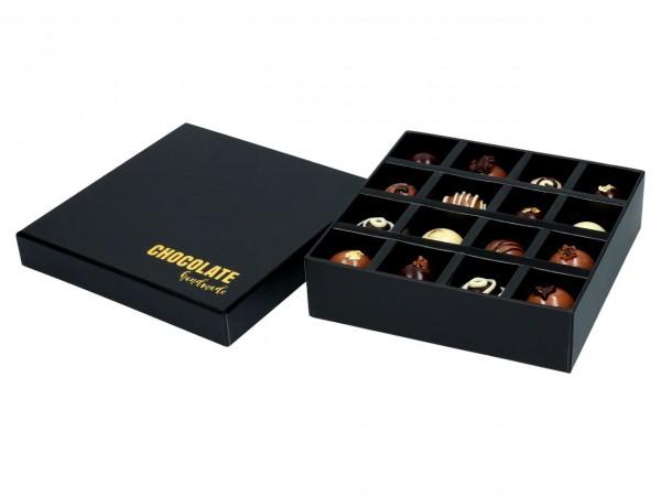 Chocolate Case für 16 Pralinen