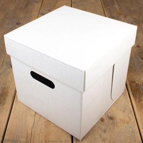 Tortenbox 25,5 x 25,5 x 25