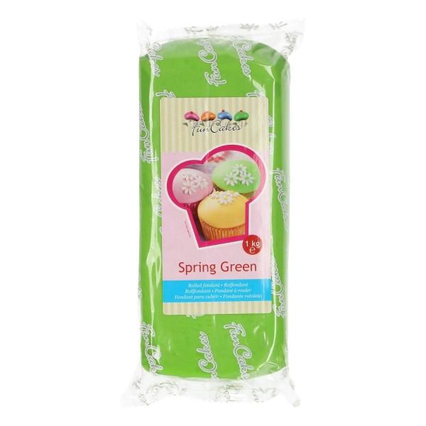 FunCakes Rollfondant Spring Green 1kg