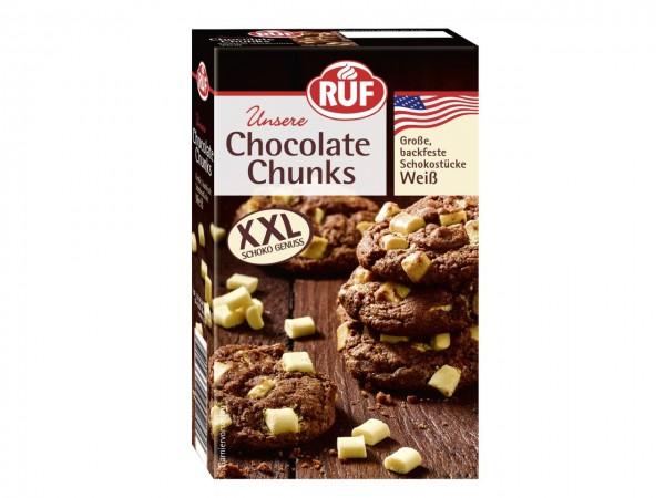 Chocolate Chunks weiß 100gr