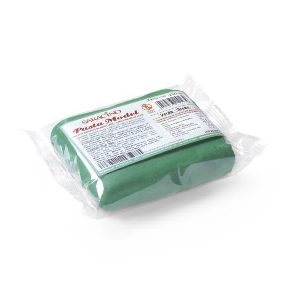 Grüner Modellierfondant Saracino Pasta Model - 250g