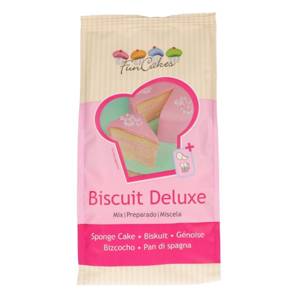 FunCakes Mix Biscuit Cake Deluxe 1kg