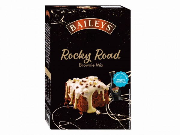 Baileys Rocky Road Brownie Mix 470g