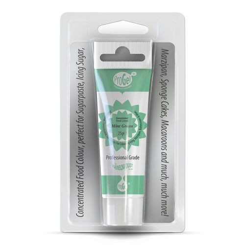 RD ProGel Concentrated Colour - Mint Green