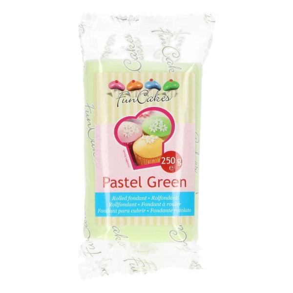 FunCakes Rollfondant Pastel Green 250gr