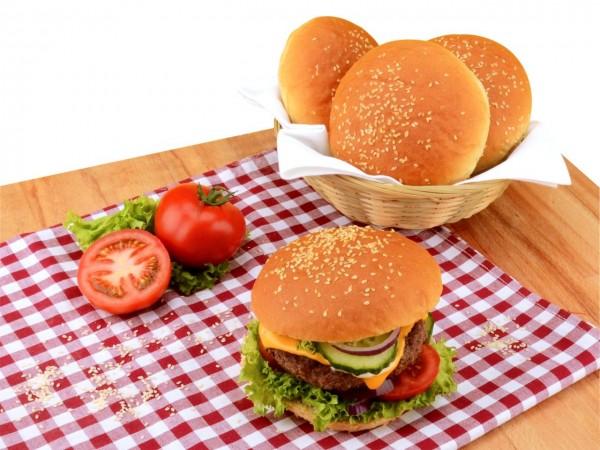 Backmischung Burger Buns 550g