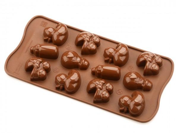 Schokoladenform Baby Silikonform