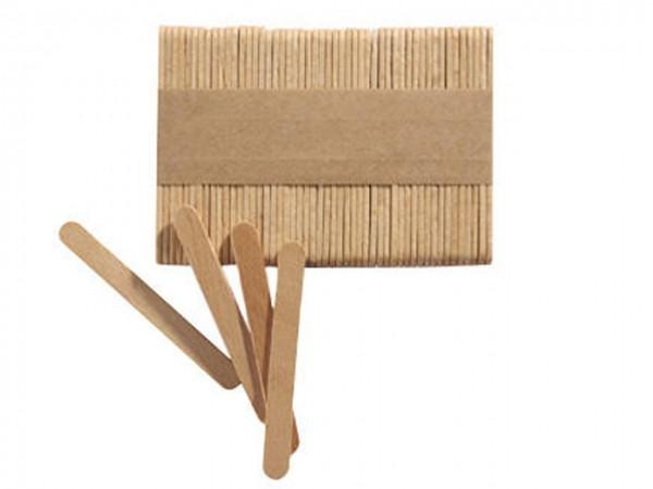Mini-Eisstiele aus Holz 7cm 500 Stück