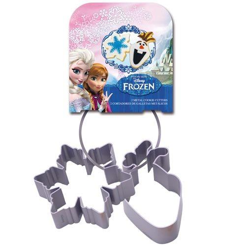 Keksausstecher Frozen 2tlg. Set
