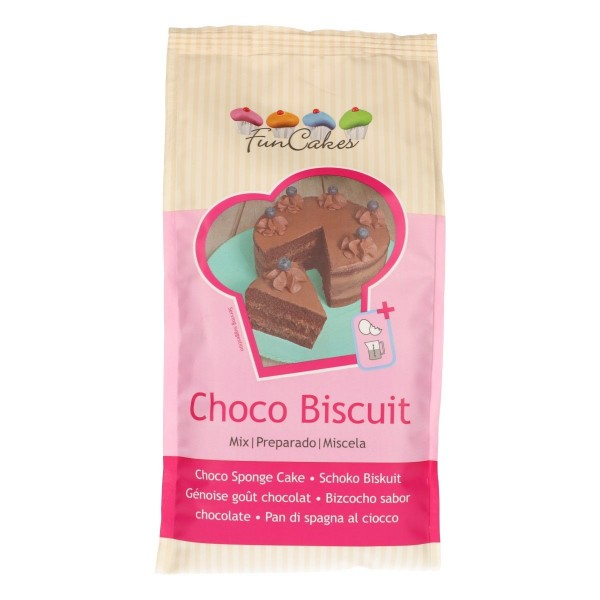 FunCakes Mix Choco Biscuit Cake 1kg