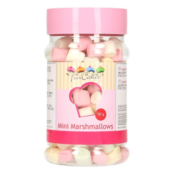 FunCakes Mini Marshmallow
