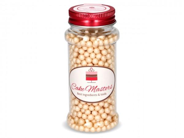 Weiche Zuckerperlen perlmutt 60g