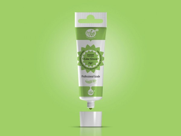 RD ProGel Concentrated Colour - Lime Green
