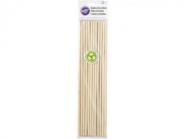 Tortenstützen Bambus
