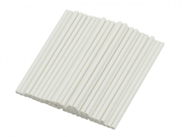 Cake Pop Sticks 10cm (Papier, 50 Stück)