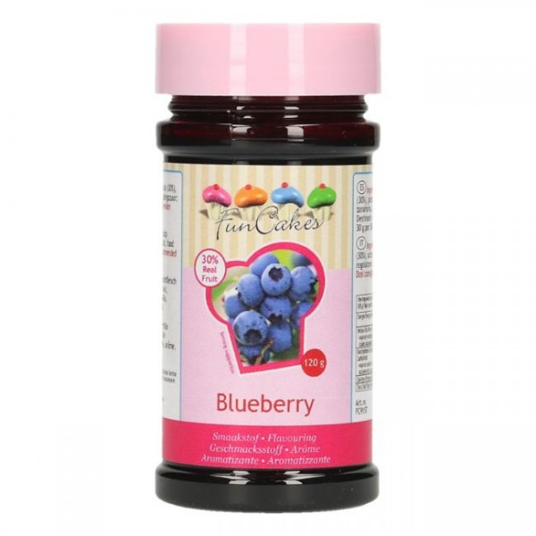 FunCakes Aroma Blaubeere 120g