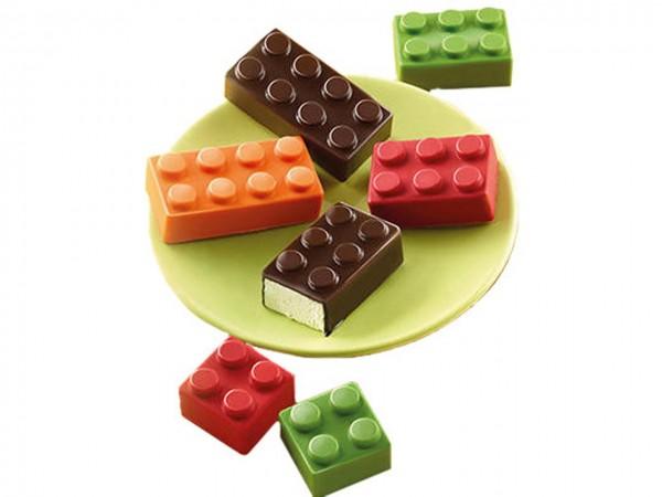Choco Block Silikonform