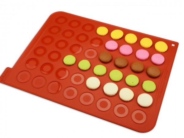 Macaron Backmatte Silikon