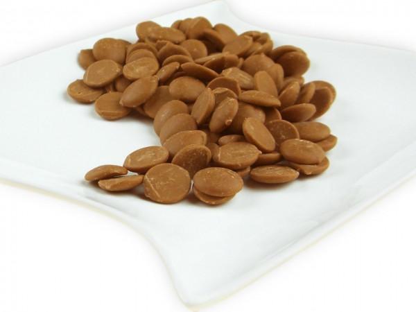 Schokodrops Karamell 2,5kg - Callebaut Callets